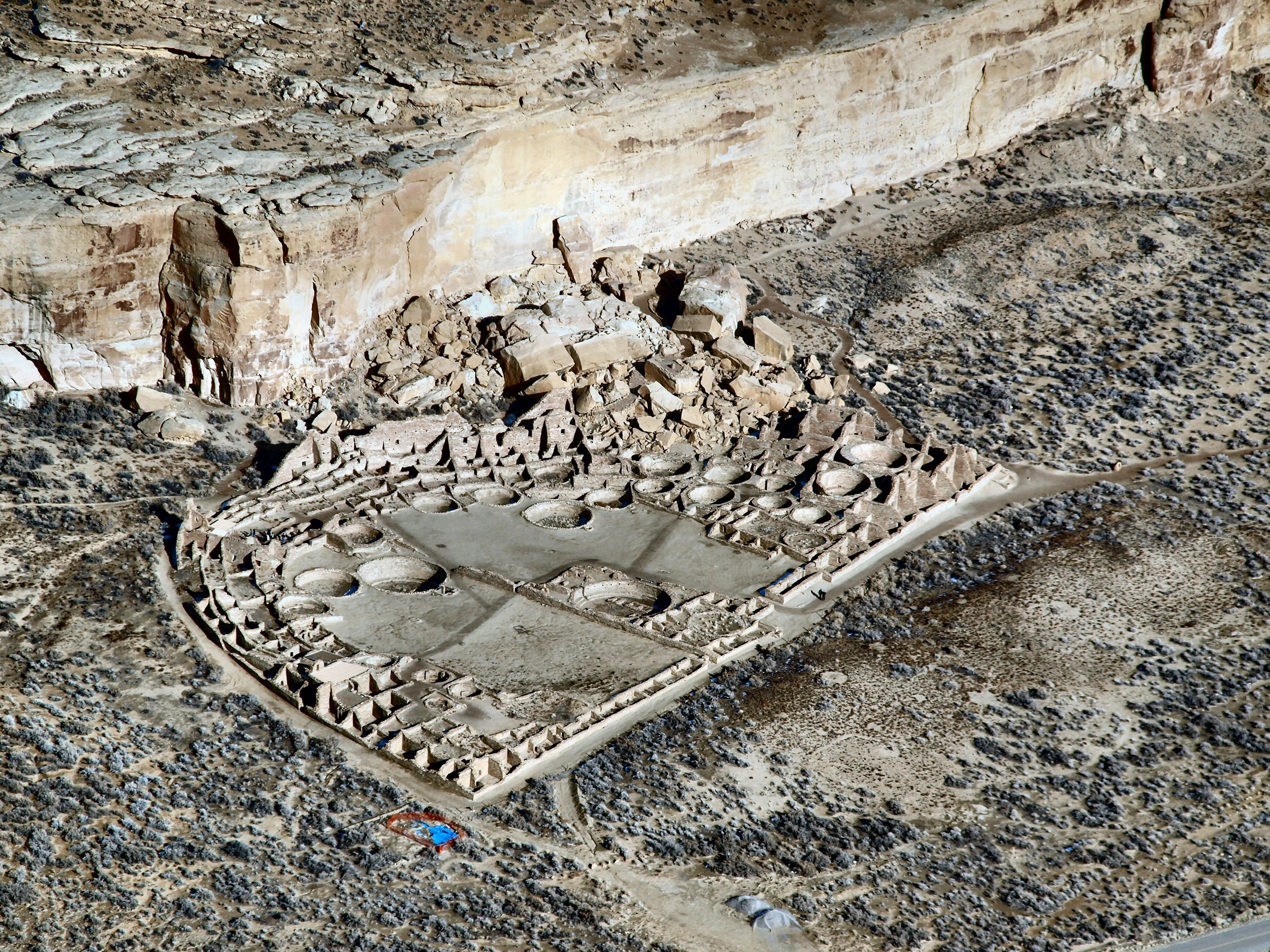 Archaeology and Place at Chaco Canyon