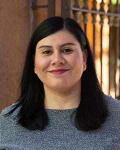 Alina Mendez, 2020 SAR Resident Scholar