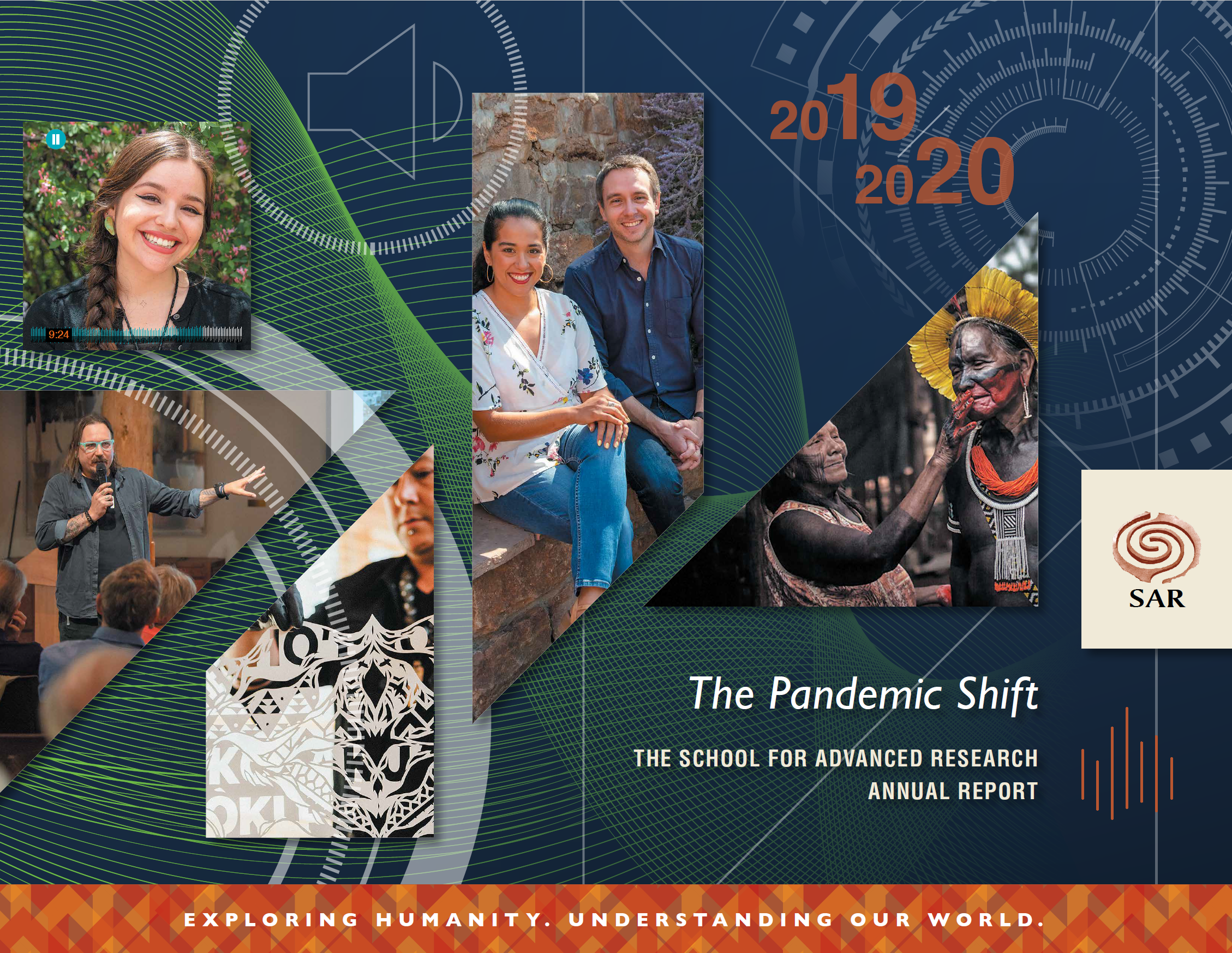 The Pandemic Shift: The School for Advanced Research Annual Report