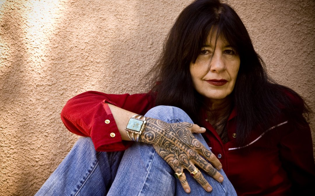 Living Nations, Living Words, SAR Welcomes Joy Harjo