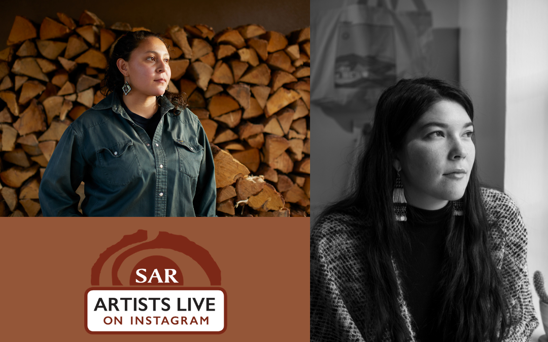 SAR Artists Live with Bazille Owen-Reese and Darby Raymond-Overstreet