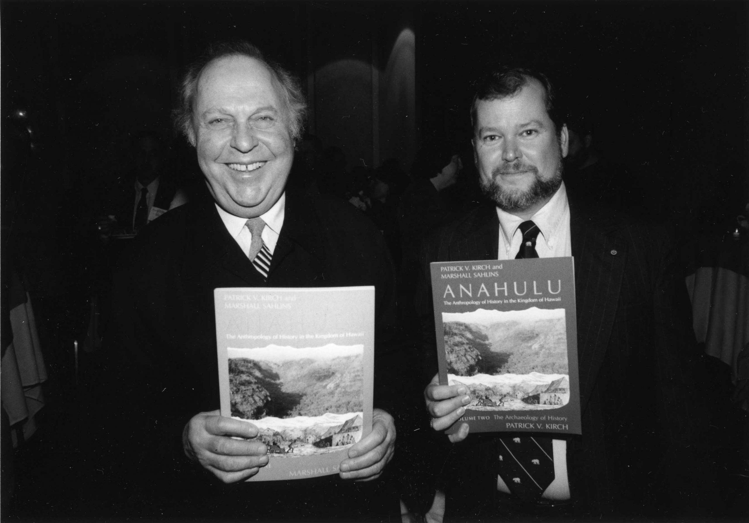SAR Remembers Marshall David Sahlins