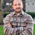 Andy Aguilera, SAR 2022 Mellon Fellow Resident Scholar