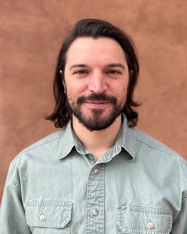 Dmitri Brown, SAR 2022 Lamon Fellow Resident Scholar