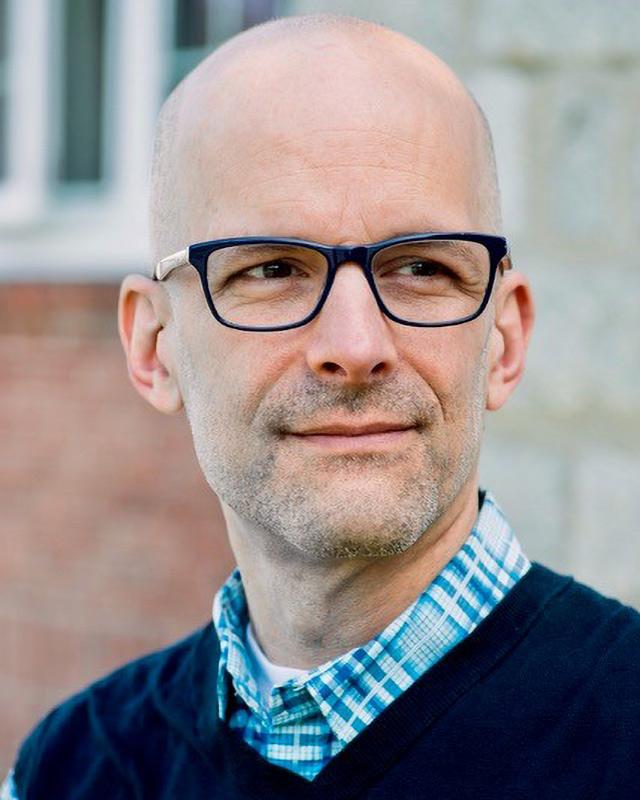 M. Benjamin Junge, SAR 2022 Weatherhead Fellow Resident Scholar