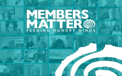 Members Matter. Meet Maria.