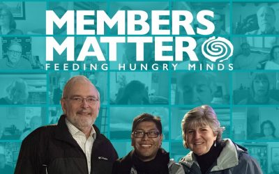 Members Matter: Russ and Diane Kyncl
