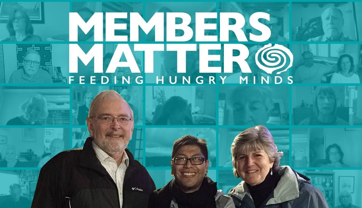 Members Matter: Russ and Diane Kyncl