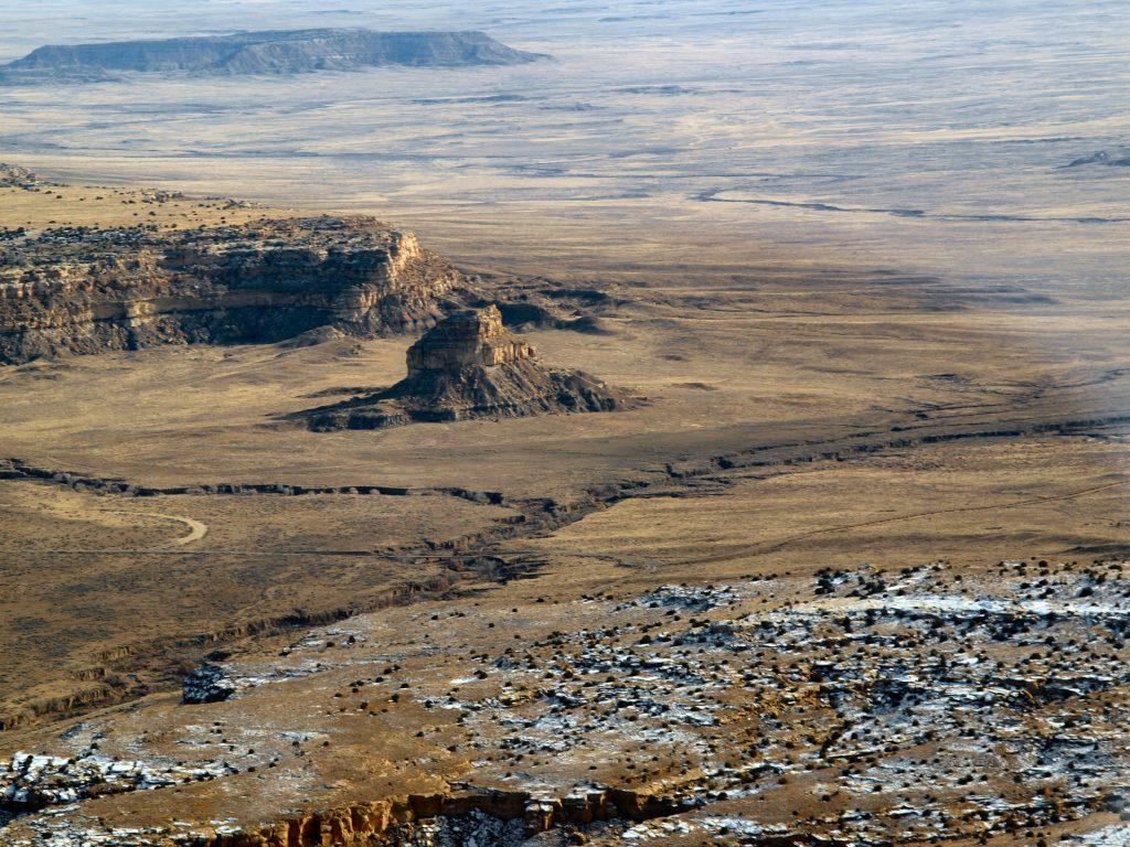 Chaco Canyon, Robert Adams