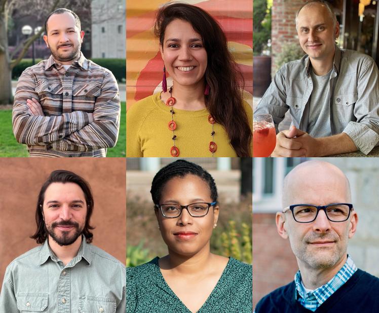 2021 Resident Scholars Colloquium Series